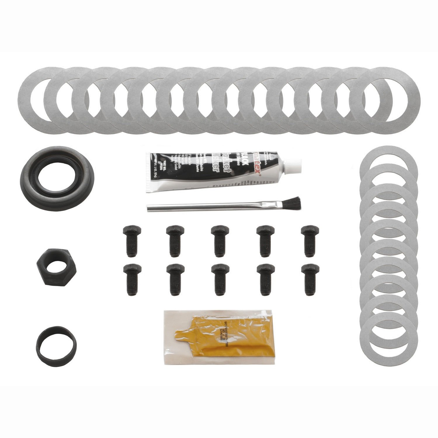 Richmond Gear 831044B Gm 1/2 Install Kit 7.5''' KEYU1