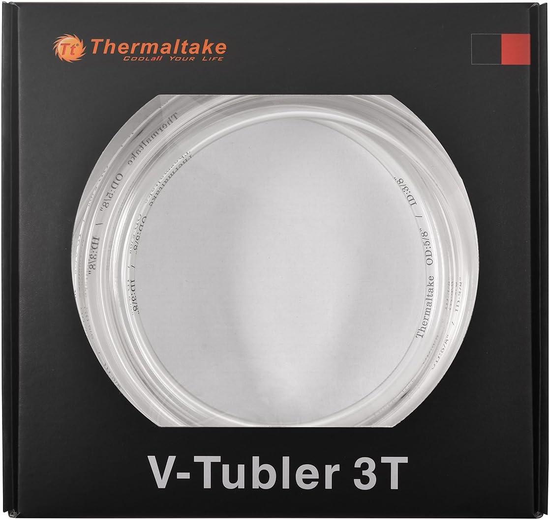 Thermaltake VTubler 3T 2 m PVC Tube for Water Cooling System Transparent