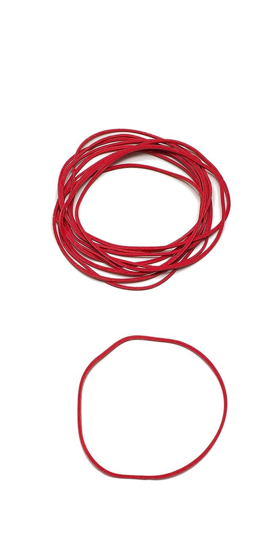 besonders langlebig 3 L/äufer 50141 Rondella Gummiringe Nr Durchmesser 20 mm 1kg Schachtel rot