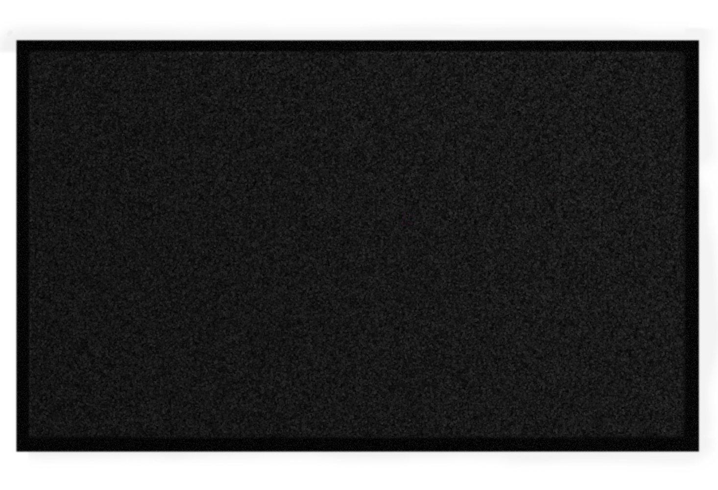 Extra starke waschbare premium Schmutzfangmatte – für Industrie, Gewerbe, Gewerbe, Gewerbe, Geschäft, Shop -Grau 115x200cm B07D4HMG56 Fumatten 3b2260