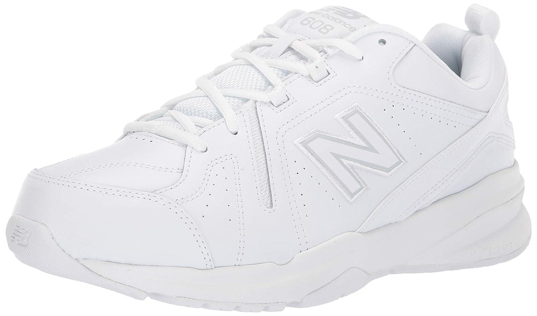 New Balance, paniers Mode pour Homme - Blanc - Blanc, 48 EU 2E