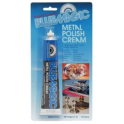 Blue Magic 300 Metal Polish Cream - 3.5 oz.: Automotive