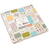 "Treehouse Club Layer Cake, 42 - 10"" Precut Fabric Quilt Squares By Sweetwater"