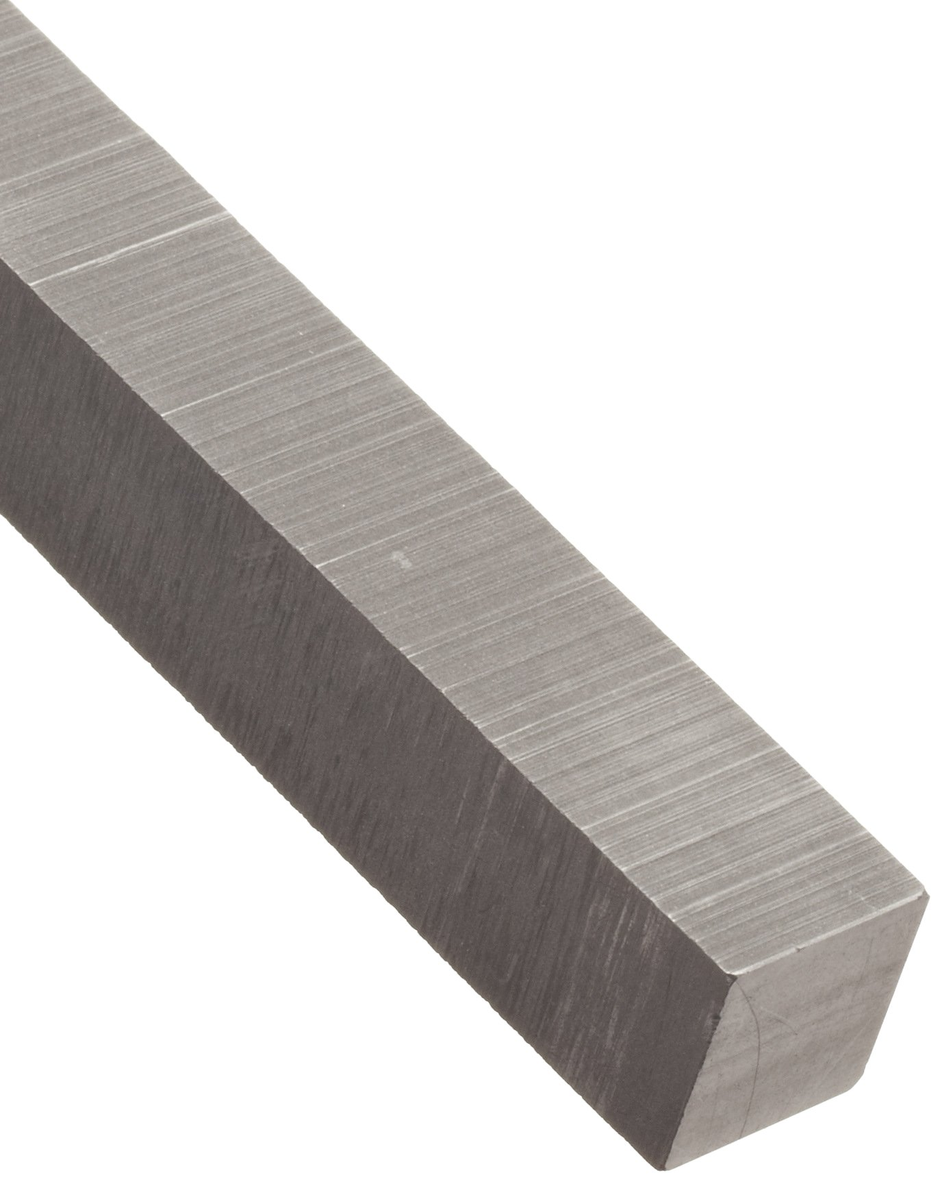 Graphite Rectangular Bar, Oversized Tolerance, 1'' Thickness, 6'' Width, 6'' Length