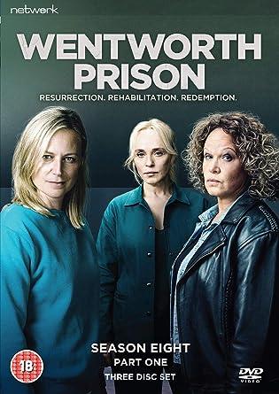 Wentworth Prison: Season Eight Part One