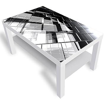 Dekoglas Ikea Lack Beistelltisch Couchtisch Glas Sofatisch Mit