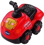 Tut Tut Bólidos - Vehículo de juguete, Charlie el quad (VTech 3480-151922)