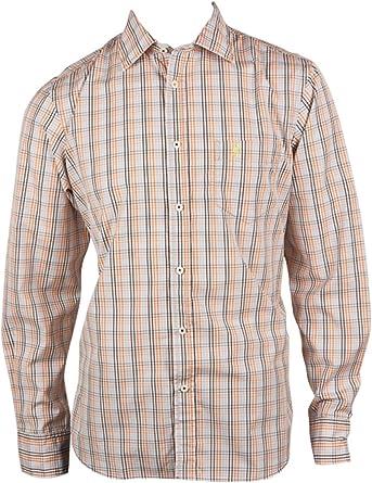 Camisas Burlington para Mode Hombre, Modelo 5786 Burlington ...