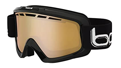 5f1c51f8c84 Image Unavailable. Image not available for. Color  Bolle Nova Ii Shiny Black  ...