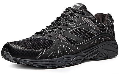 Tesla Men's Outdoor Sneakers Trail Running Shoe Review