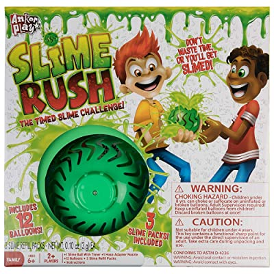 Anker Play Kids Board Game Playsets - Slime Rush - Toy Sold Individually: Toys & Games