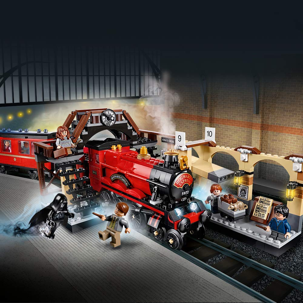 De 75955 Lego Poudlard Express Construction Harry Jeu Potter 1FJcTK5ul3