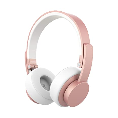 Auriculares inalambricos rosas