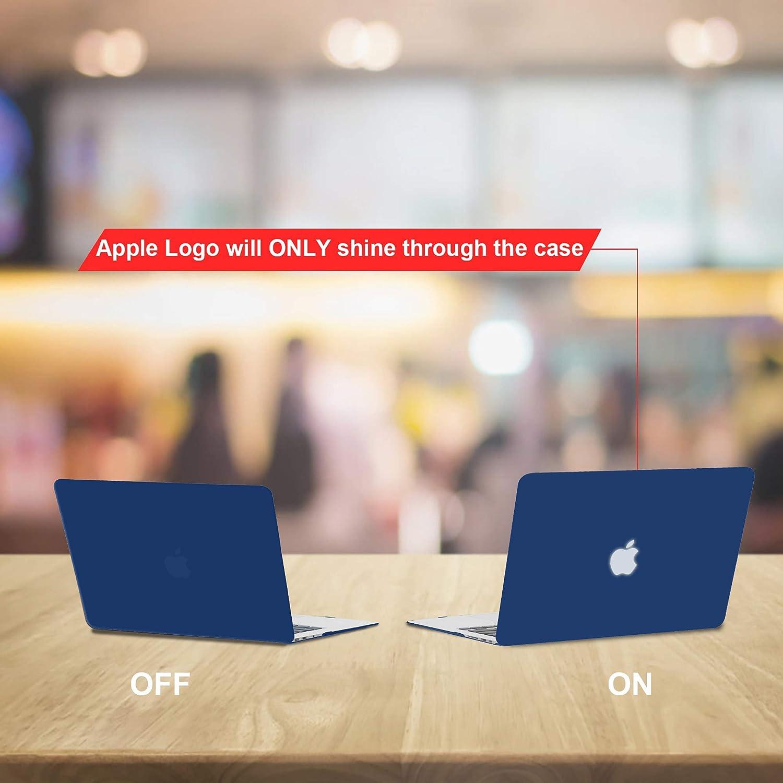 Iron Man DM-17 H/ülle Kompatibel mit MacBook Air 13 Zoll Modell A1369 A1466,Version 2017-2010 ,Plastik Hartschale H/ülle Snap Case f/ür MacBook Air 13,3