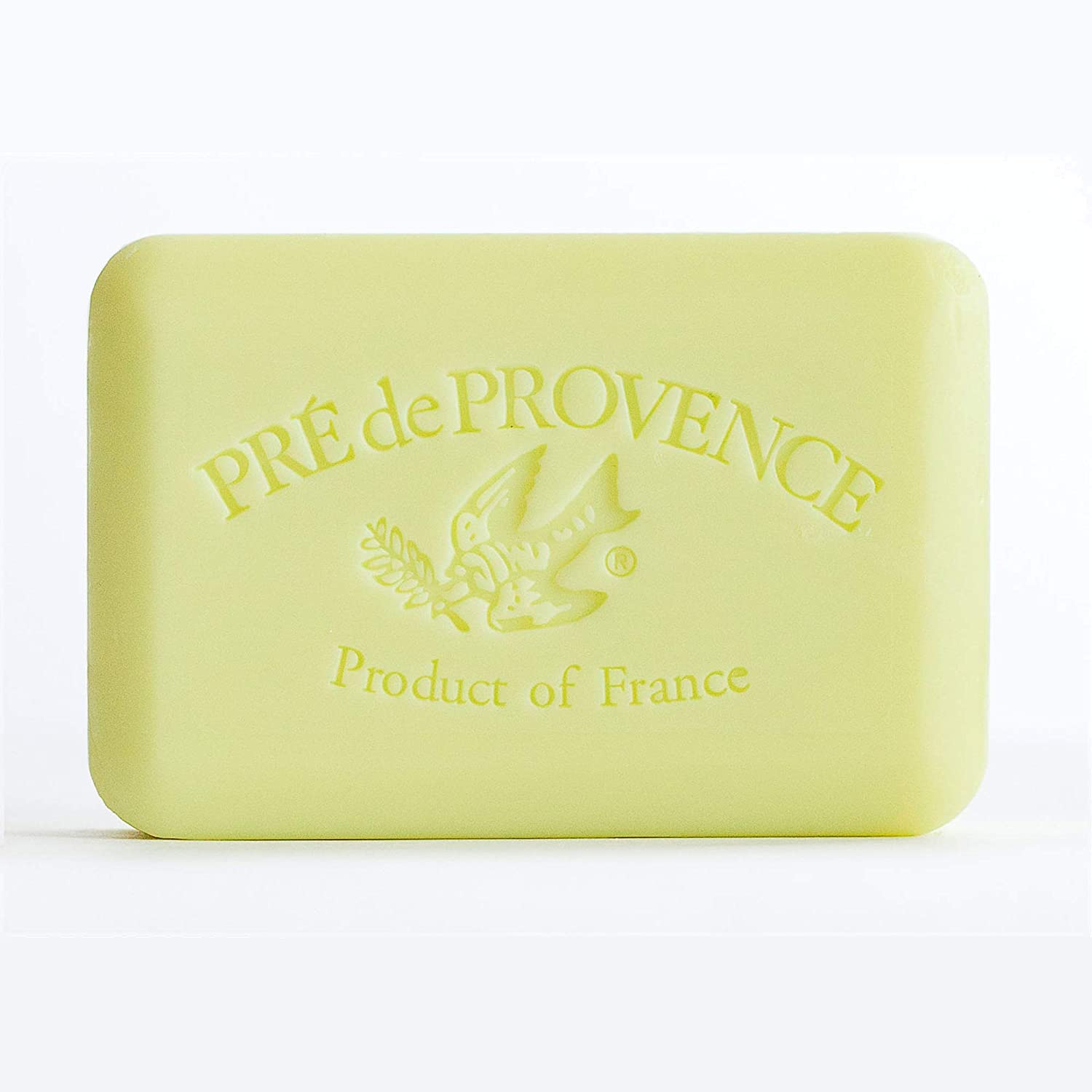 Pre' De Provence Artisanal French Soap Bar Enriched With Shea Butter, Linden, 250 Gram