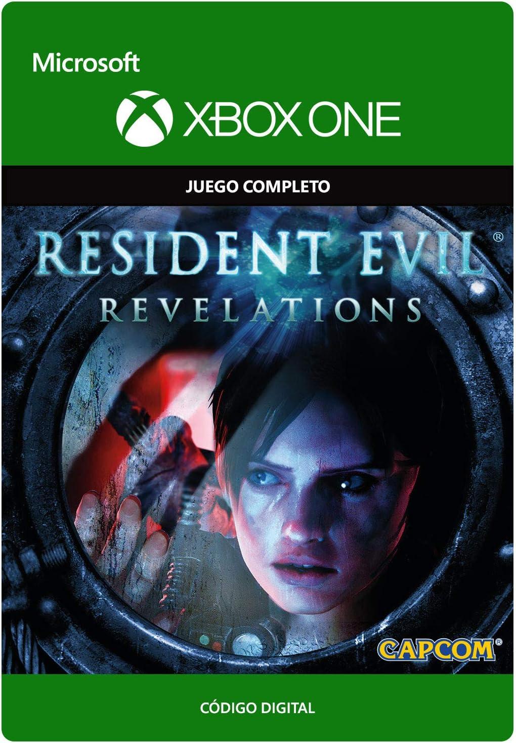 Resident Evil Revelations Standard | Xbox One - Código de descarga ...