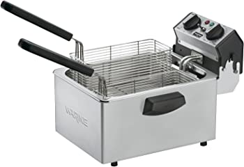 Waring WDF75RC Commercial Deep Fryer