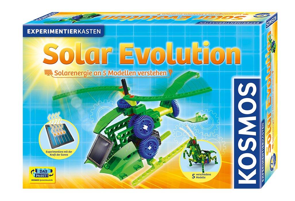 Kosmos 628918 - Solar Evolution Kosmos Verlag Kinder Jugendliche und Bildung Lernen