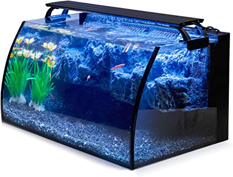 Hygger Horizon Betta Fish Tank Kit