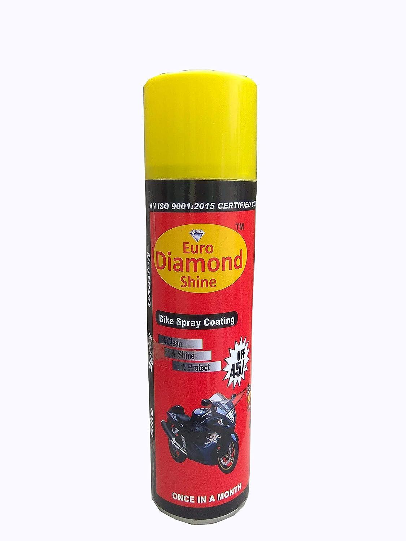 Euro Diamond Shine Bike Shiner with Air Freshener: Amazon in