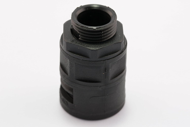 SWA FCA-25PN-PK50 Adaptor for Flexible Conduit, 25 mm (Pack of 50)