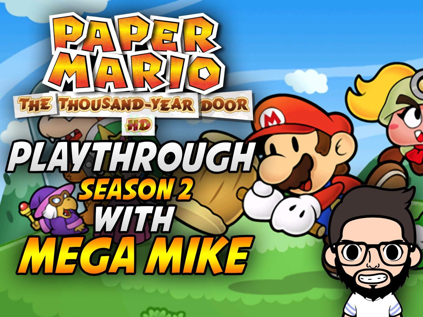 Watch Clip Paper Mario Color Splash Playthrough Prime Video