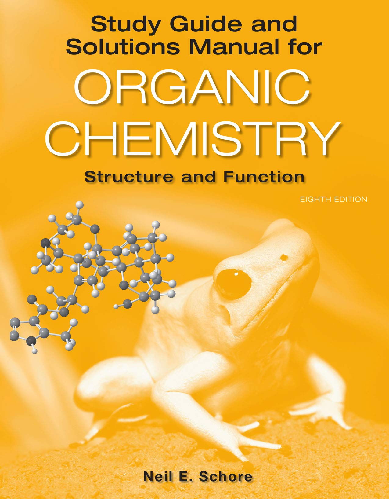 Study Guide Solutions Manual For Organic Chemistry Structure And Function Ebook Vollhardt K Peter C Schore Neil E Kindle Store