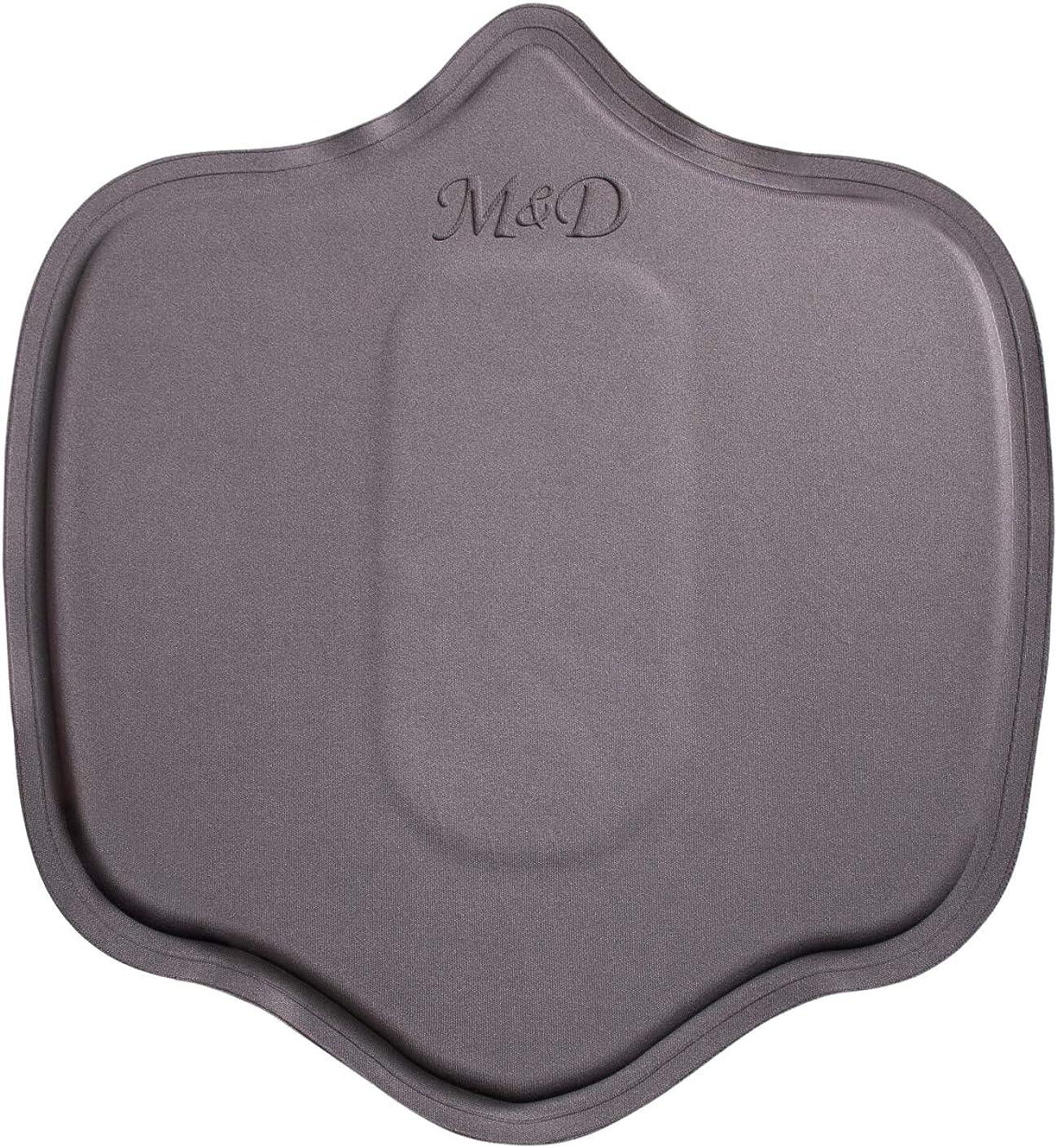 M&D 0105 Compression Flattening Ab Lipo Board Post Surgery Foam After Tummy Tuck Tabla Abdominal Moldeadora Gray