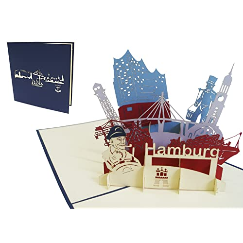 Hamburg Geschenke: Amazon.de