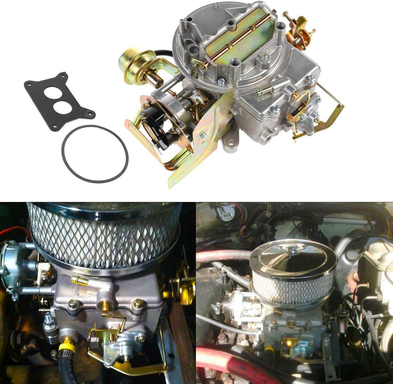 Amazon.com: ALAVENTE Carburetor Carb for Ford F150 F250 F350 MUSTANG 2100 2  BARREL Engine 289 302 351 & JEEP 360 (Automatic Choke): AutomotiveAmazon.com