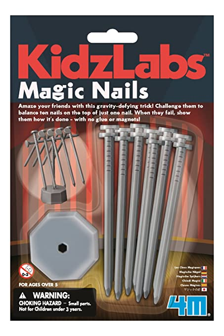 Buy 4m Magic Nails Kit Tricks Products Online At Low Prices In India