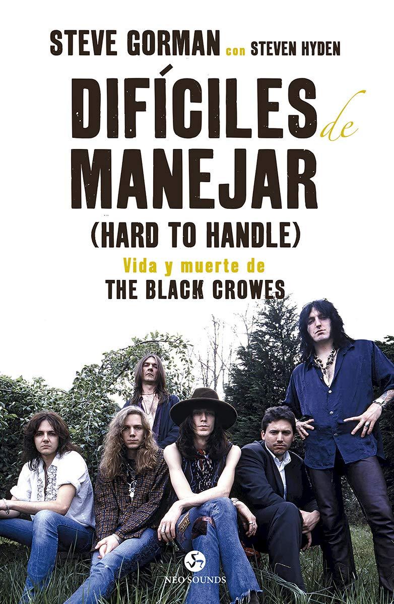 Libro THE BLACK CROWES 'Del Nido a las raíces' - Página 5 71S11YSonrL
