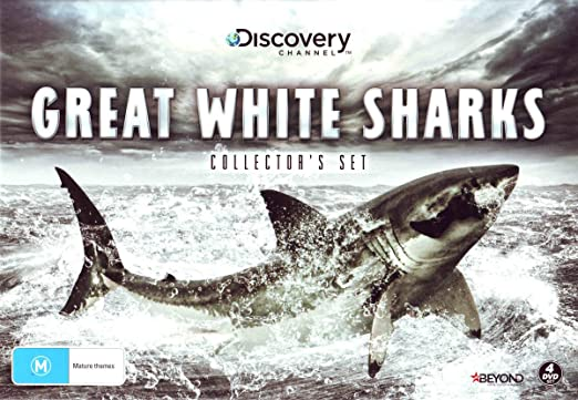 Great White Sharks (Collector's Set) (Discovery Channel): Amazon com