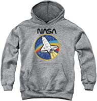 Popfunk NASA Logo Space Kids Youth Pullover Hoodie & Stickers