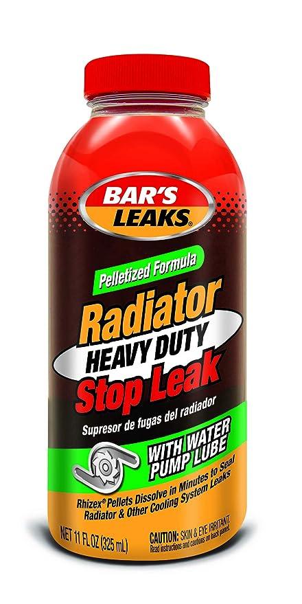 Bar's Leaks PLT11 Pelletized HD Radiator Stop Leak - 11 oz