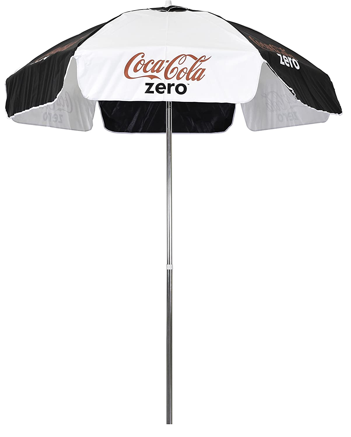Coke Zero 6.5 Ft Patio Umbrella