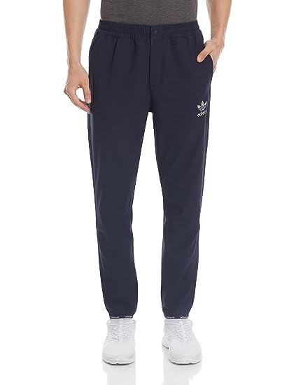 Adidas Running Pantalón de chándal para Hombre Azul Oscuro Extra ...