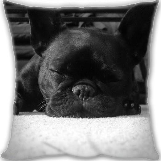 y.h.x descuento Bulldog Francés manta almohada decorativa ...