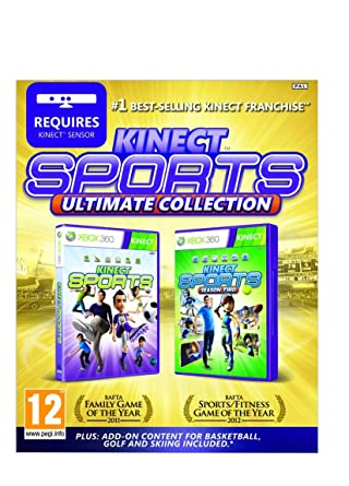 Kinect Sports: Ultimate Collection (Xbox 360): Amazon co uk