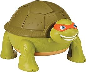 Teenage Mutant Ninja Micro Pet Turtle To Playset, Michelangelo's Skate Park