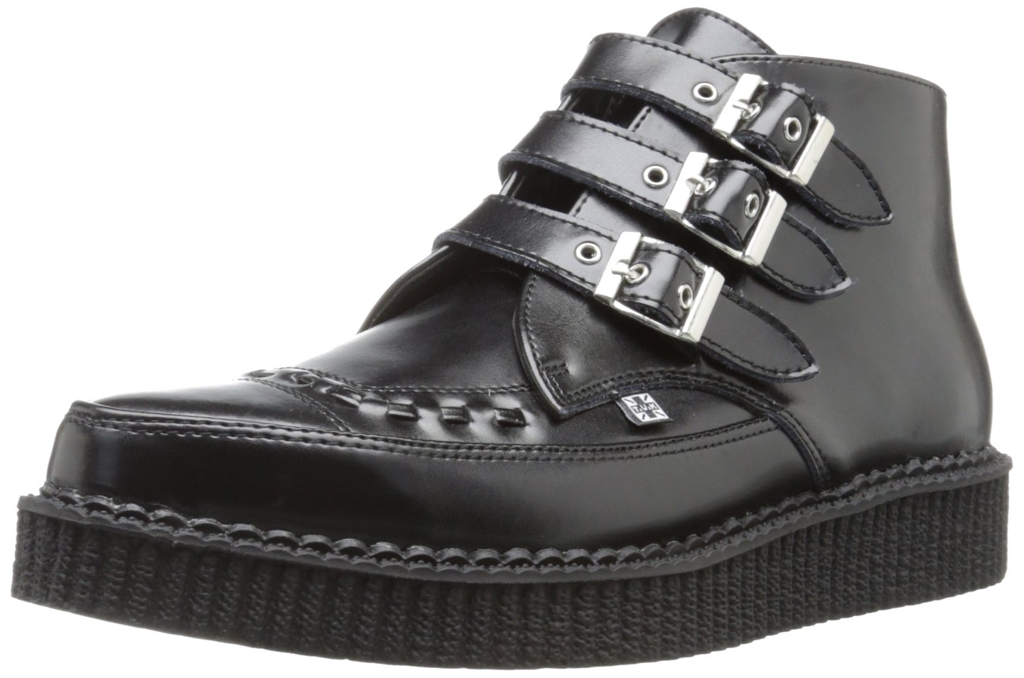 T.U.K. Unisex A8503 Creeper Boot B00B8PIDR8 Men's 4 M/Women's 6 M|Black