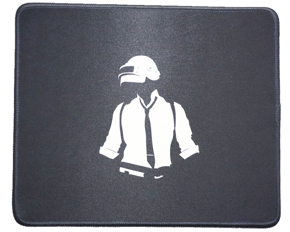 12x10 Inch PLAYERUNKNOWN'S BATTLEGROUNDS Pubg Logo Mousepad Large Mouse Pad Mouse mat Waterproof