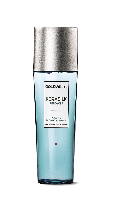 Goldwell Kera Silk Volume Foehn-Spray, 1er Pack (1X 125ML) 4021609652298