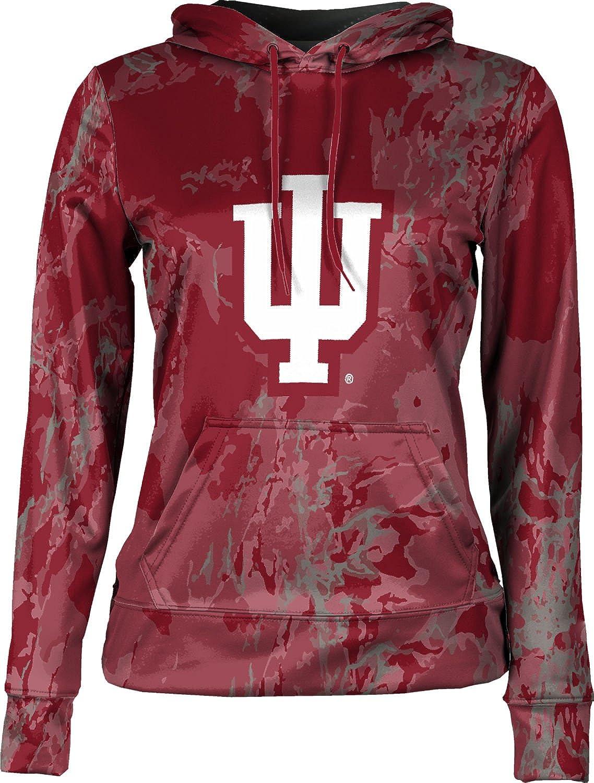 ProSphere Indiana University Girls Pullover Hoodie Marble School Spirit Sweatshirt