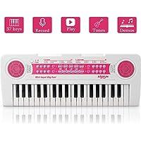 Jinruche 37Keys Multi-Function Electronic Keyboard Kids Piano