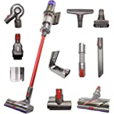 Dyson V11 Animal+ Cordless Red Wand Stick Vacuum Cleaner with 10 Tools Including High Torque Cleaner Head | Rechargeable…