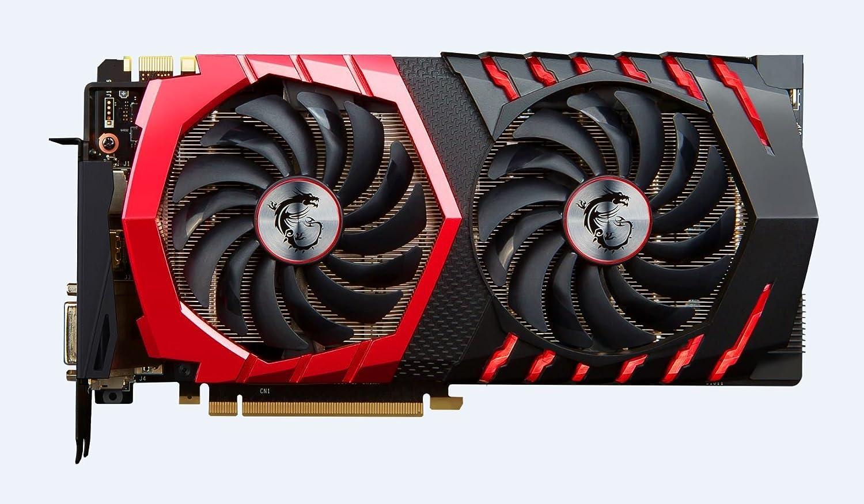 MSI GeForce GTX 1080 Gaming X 8G - Tarjeta gráfica (refrigeración ...