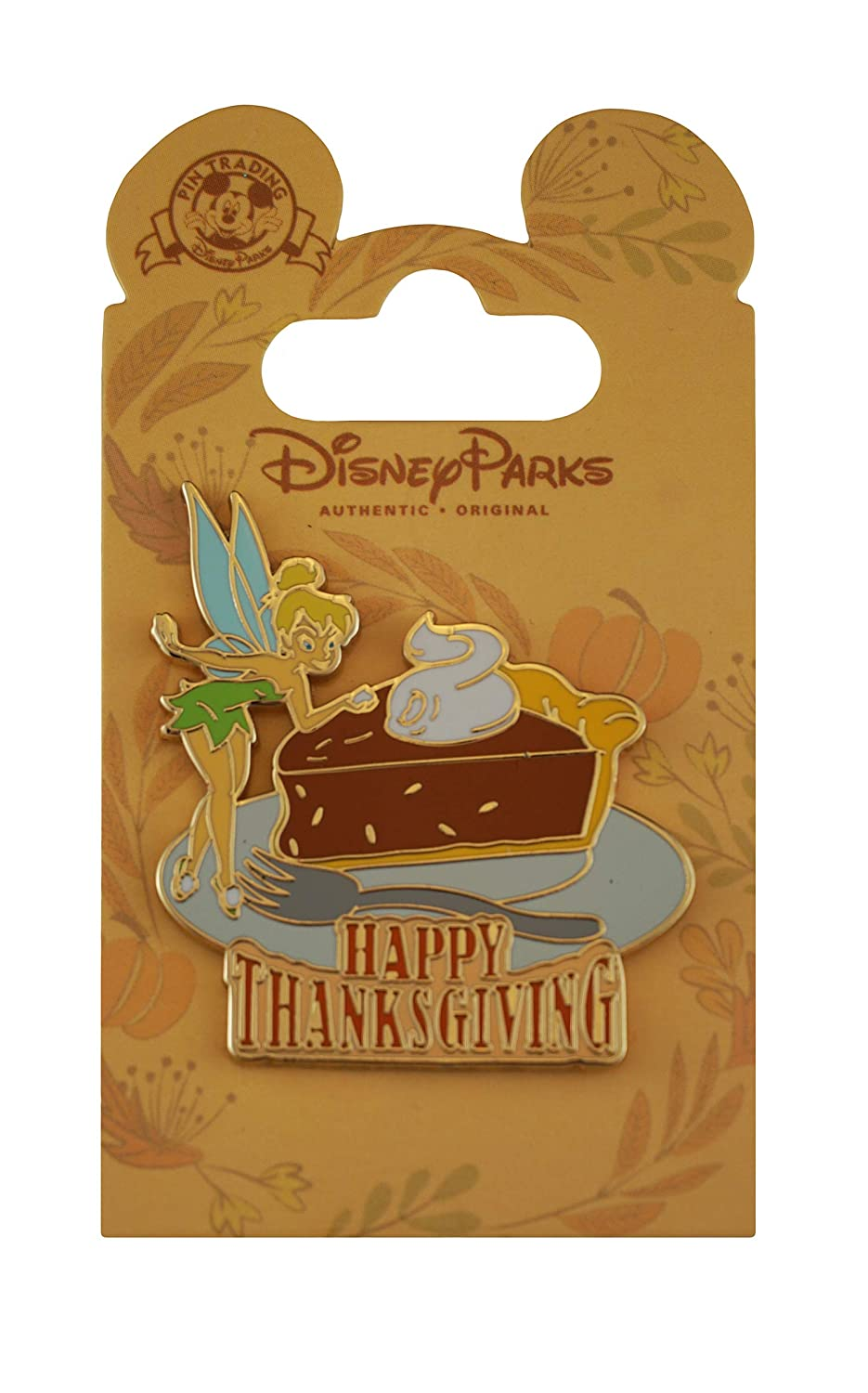 Disney Pin - Happy Thanksgiving - Tinker Bell