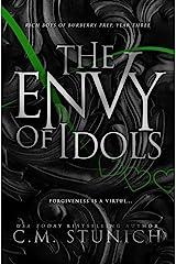 The Envy of Idols: A High School Bully Romance (Rich Boys of Burberry Prep Book 3) Kindle Edition