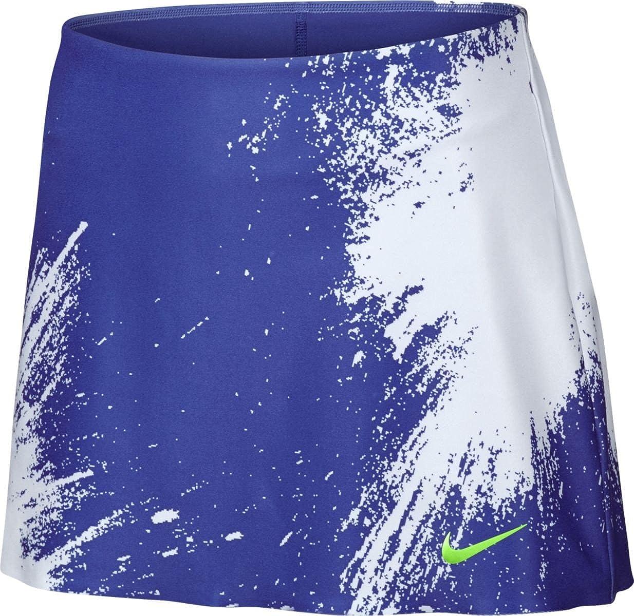 Desconocido Nike Court Power Spin - Falda de Tenis para Mujer ...